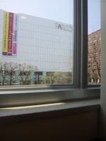 窓際カウンターからの眺め