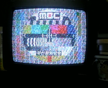 MBCカラーバー